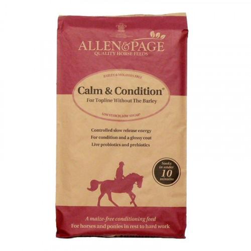 A & P Calm & Condition