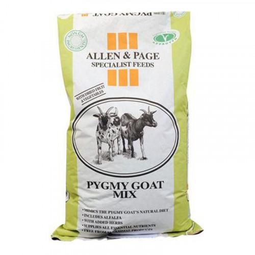 A & P Pygmy Goat Mix 15kg