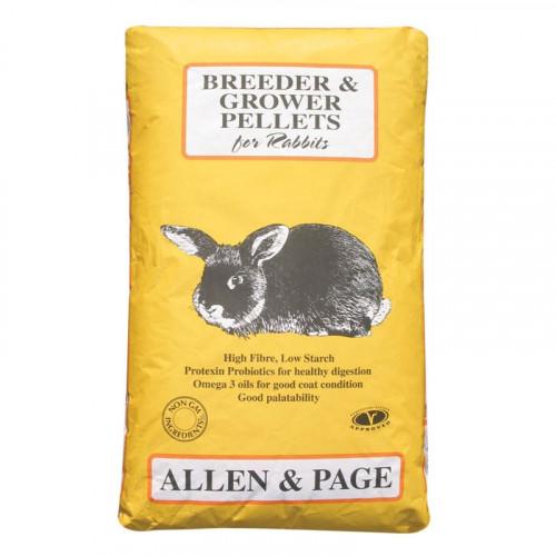 A & P Rabbit Breeder Grower