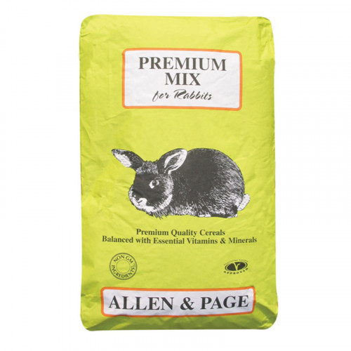 A & P Rabbit Premium Mix