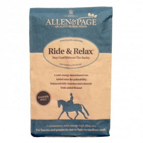A & P Ride & Relax