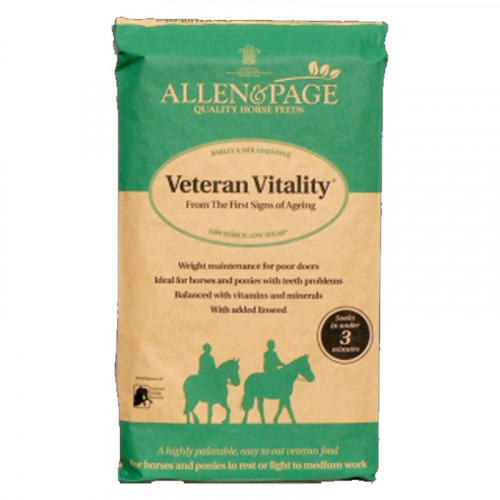 A & P Veteran Vitality
