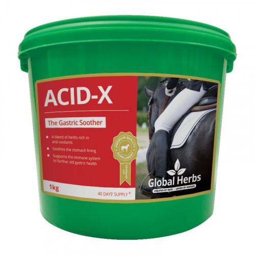 Global Herbs Acid X 1 kg