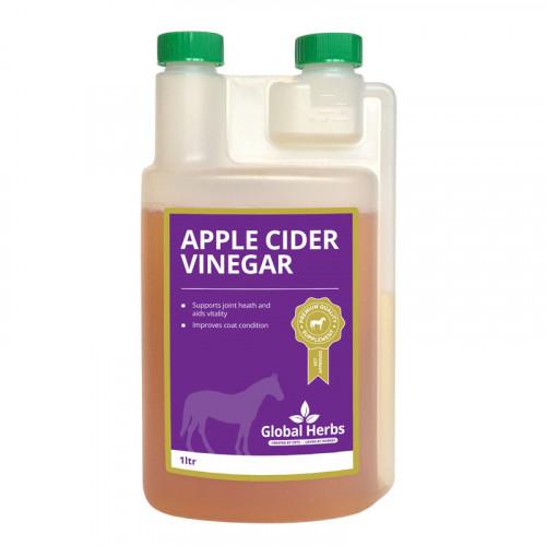 Global Herbs Cider Vinegar 1litre