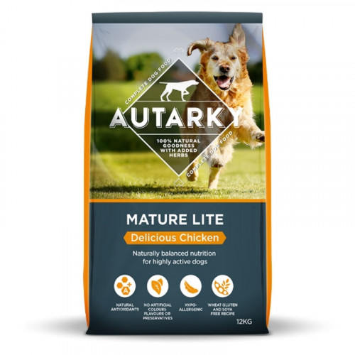 Autarky Mature Lite Chicken 12kg