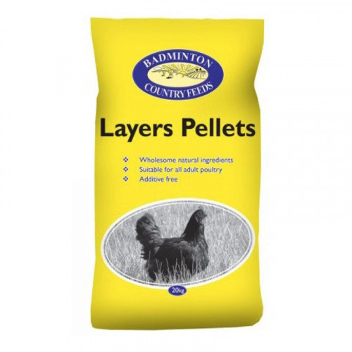 Badminton Country Layers Pellets