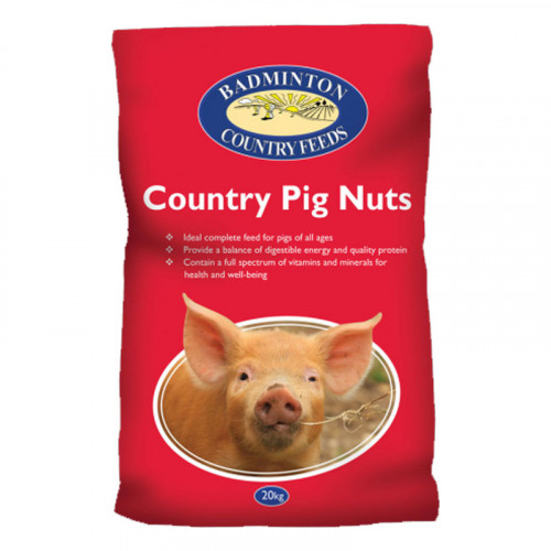Badminton Country Pig Nuts