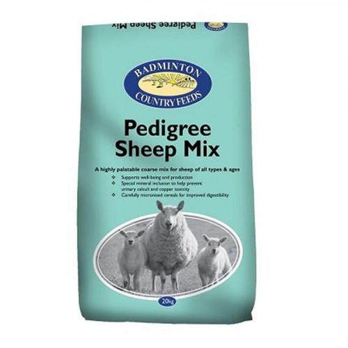 Badminton Pedigree Sheep Mix