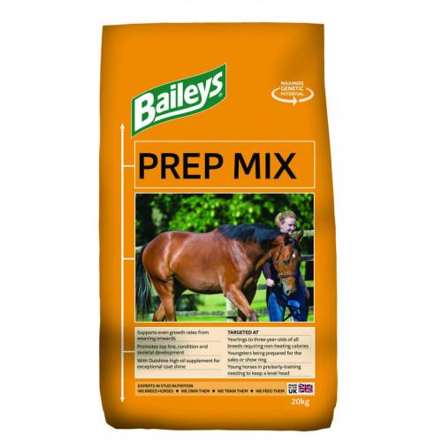 Baileys No.18 Prep Mix