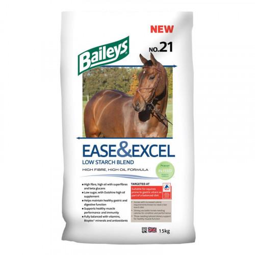 Baileys No.21 Ease & Excel New 15kg Bag