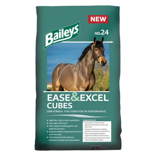 Baileys No.24 Ease & Excel Cubes 20kg