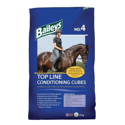 Baileys No.4 Topline Cubes
