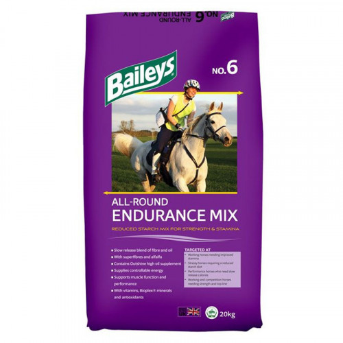 Baileys No.6 All-Round End Mix