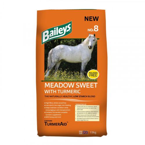 Baileys No.8 Meadow Sweet + Turmeric