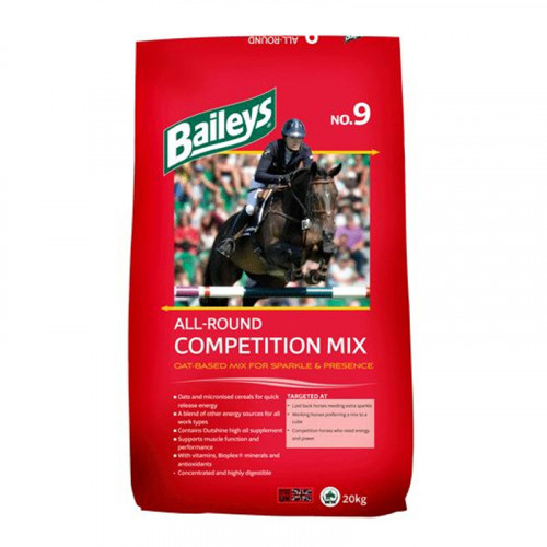 Baileys No.9 All-Round Comp Mx