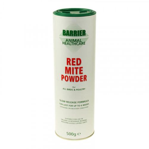 Barrier Red Mite Powder 500gm