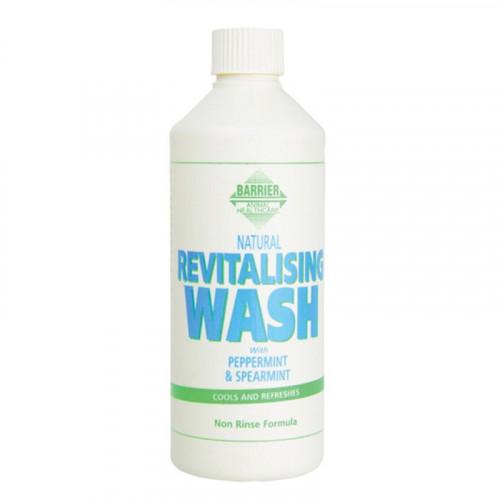 Barrier Revitalising Wash + spearmint + peppermint 500ml