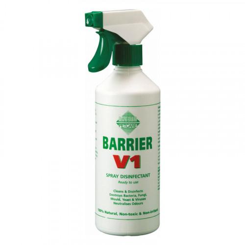 Barrier V1 Spray Disinfectant (Soil Assoc Certified)