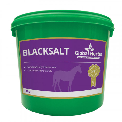 Global Herbs Blacksalt 2kg