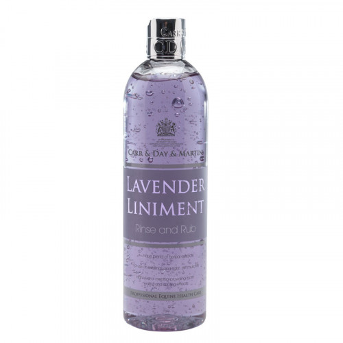 Carr Day Martin Lavender Liniment 500ml