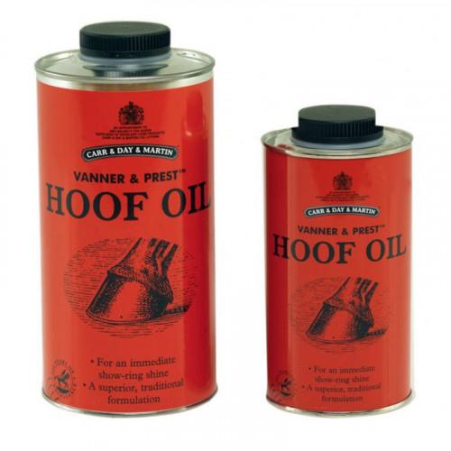 Carr Day Martin Vanner & Prest Hoof Oil 500ml