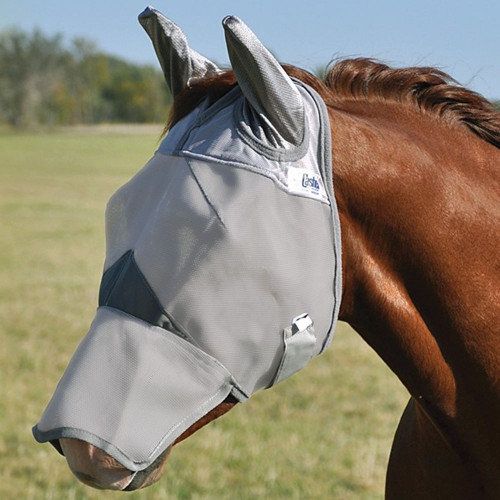 Cashel Fly Mask Weanling Long With Ears