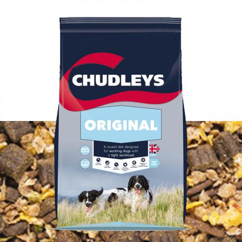 Chudleys Original