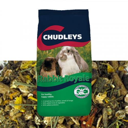 Chudleys Rabbit Royale 3kg Single Bag