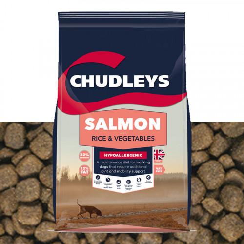Chudleys Salmon Maintenance 15kg