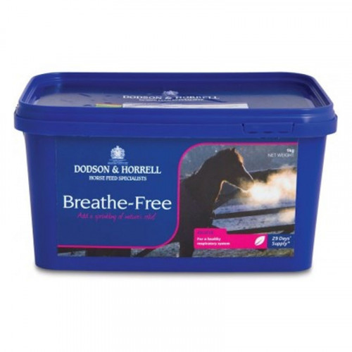 D&H Breathe Free 1kg Tub