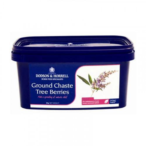 D&H Ground Chaste Tree Berries 2kg
