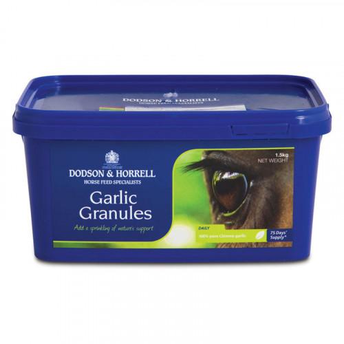 D&H Garlic Granules 1.5kg Tub