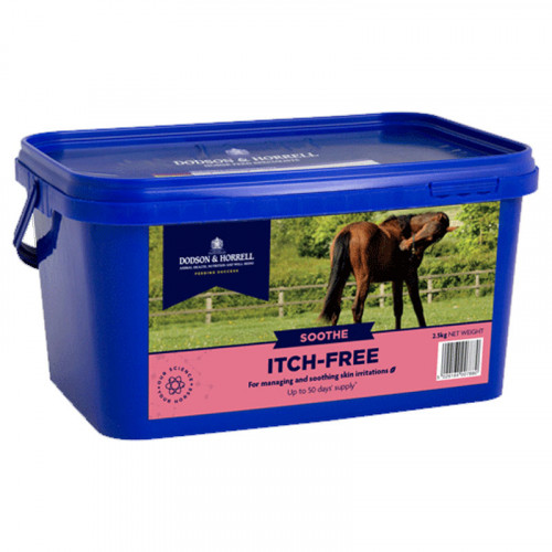 D&H Itch Free 1kg Tub