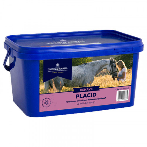 D&H Placid 1kg Tub
