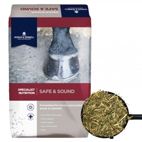 D&H Safe and Sound 18kg