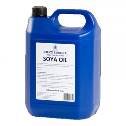 D&H Soya Oil 5Li