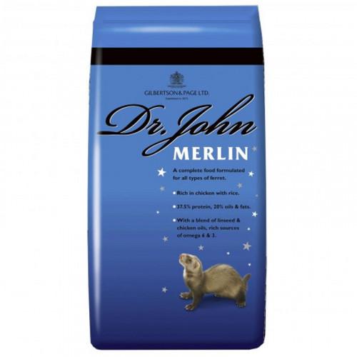 Dr John Merlin Ferret Food