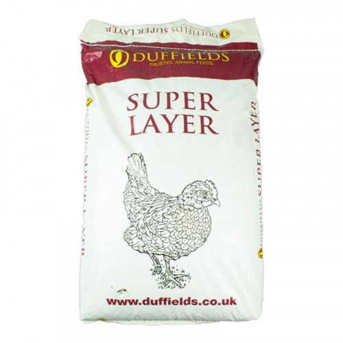 Duffields Layers Meal 20kg