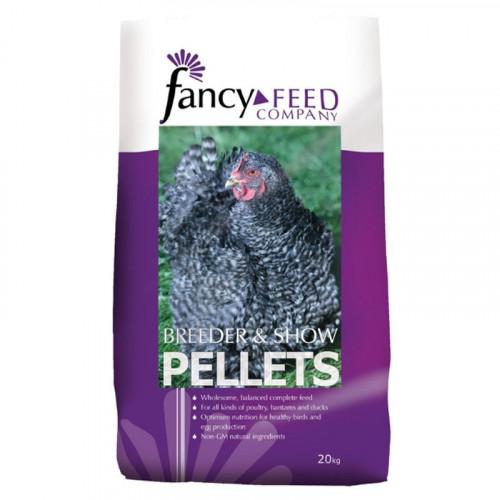 Fancy Feeds Breeder & Show Pellets