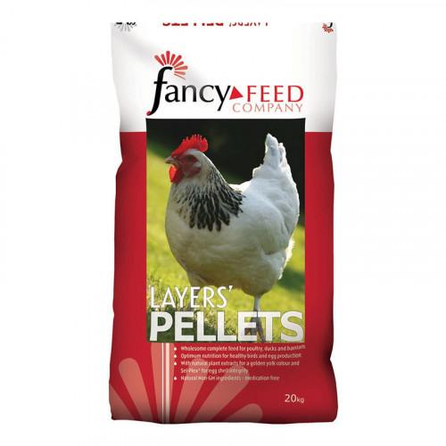 Fancy Feeds Layers Pellets 20kg
