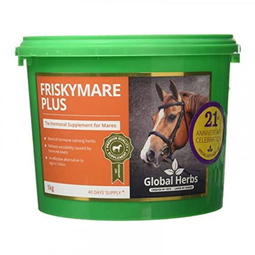 Global Herbs Frisky Mare Plus 1kg