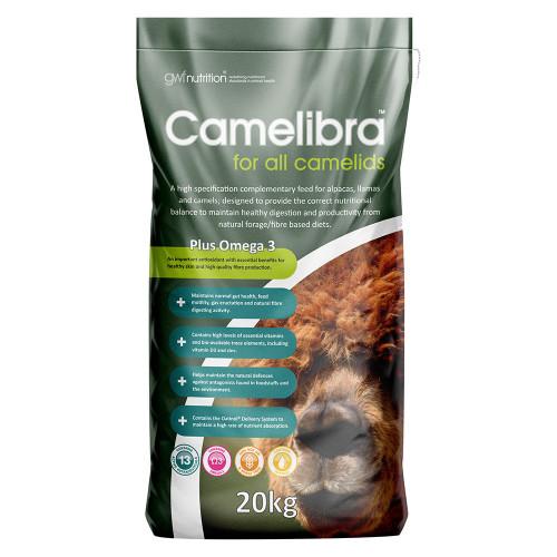 GWF Nutrition Camelibra NG-2 20kg