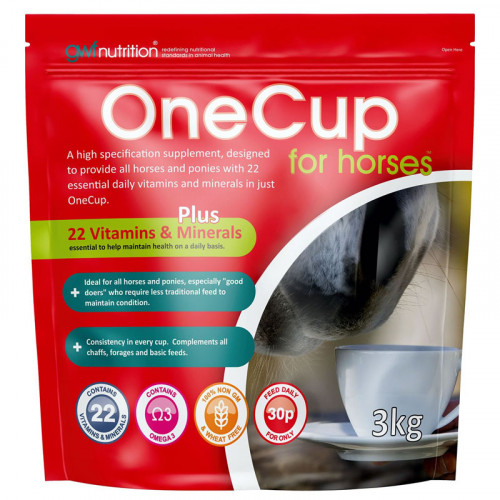 GWF Nutrition One Cup Pellets 3kg