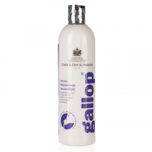 Gallop Stain Removing Shampoo