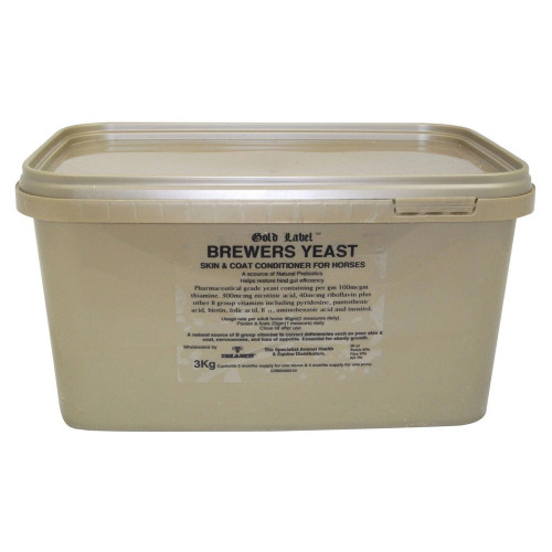 Gold Label Brewers Yeast 3kg
