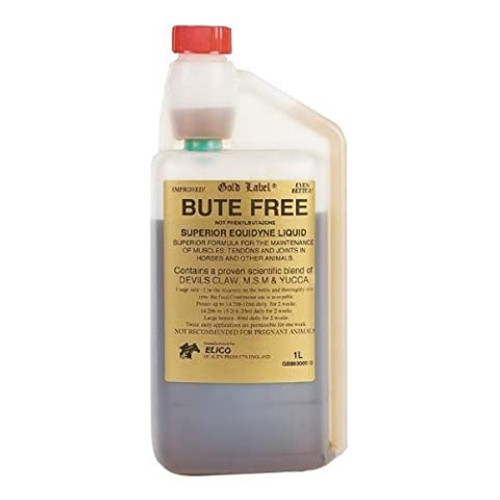 Gold Label Bute Free 1 Litre