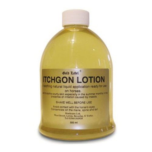 Gold Label ItchGon Lotion 500ml