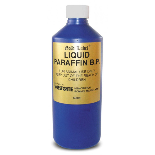 Gold Label Paraffin 500ml