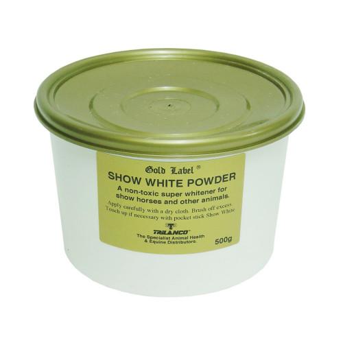 Gold Label Show White Powder 2.5kg