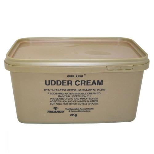 Gold Label Udder Cream 2kg